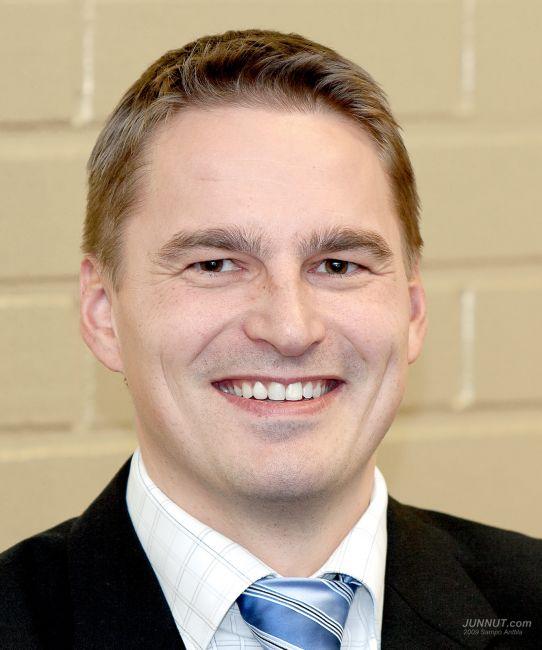 Puheenjohtaja Juha Juntunen, Oulun Kärpät 46 ry