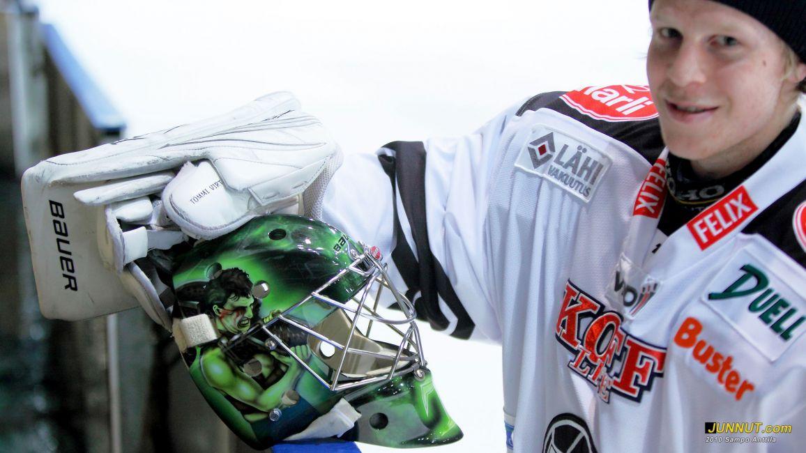 Maalivahti Tommi Virtanen, TPS 4.1.2011