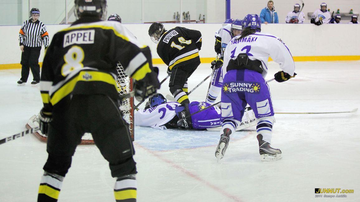 Konsta Puutio, Oulun Kärpät C1-95, 15.1.2011