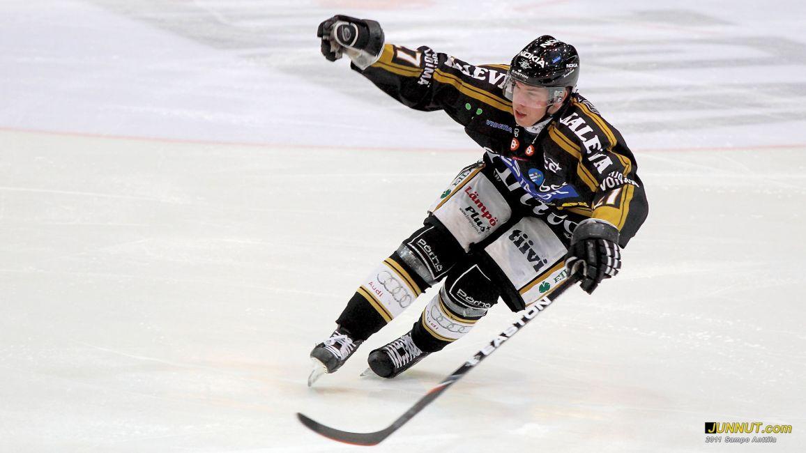 Joonas Donskoi, Oulun Kärpät 20.1.2011