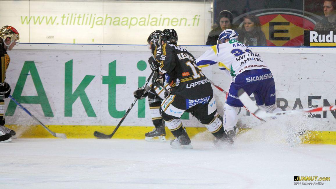 Kärpät - Lukko, SM-liigaa 20.1.2011