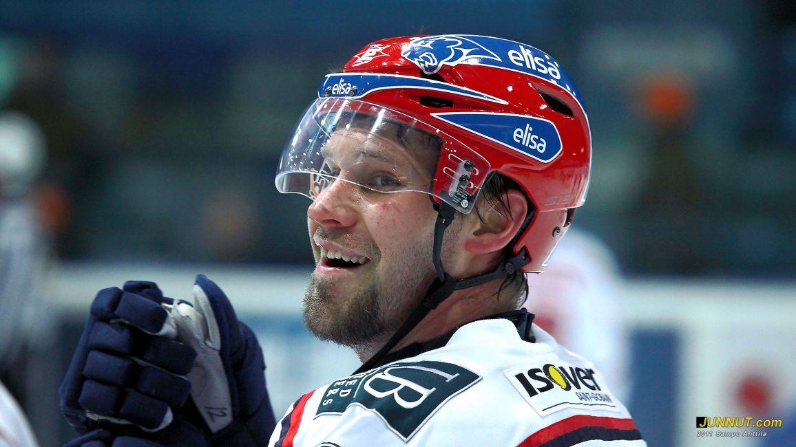 Markus Kankaanperä, HIFK 25.1.2011 SM-liigaottelussa Kärpät - HIFK