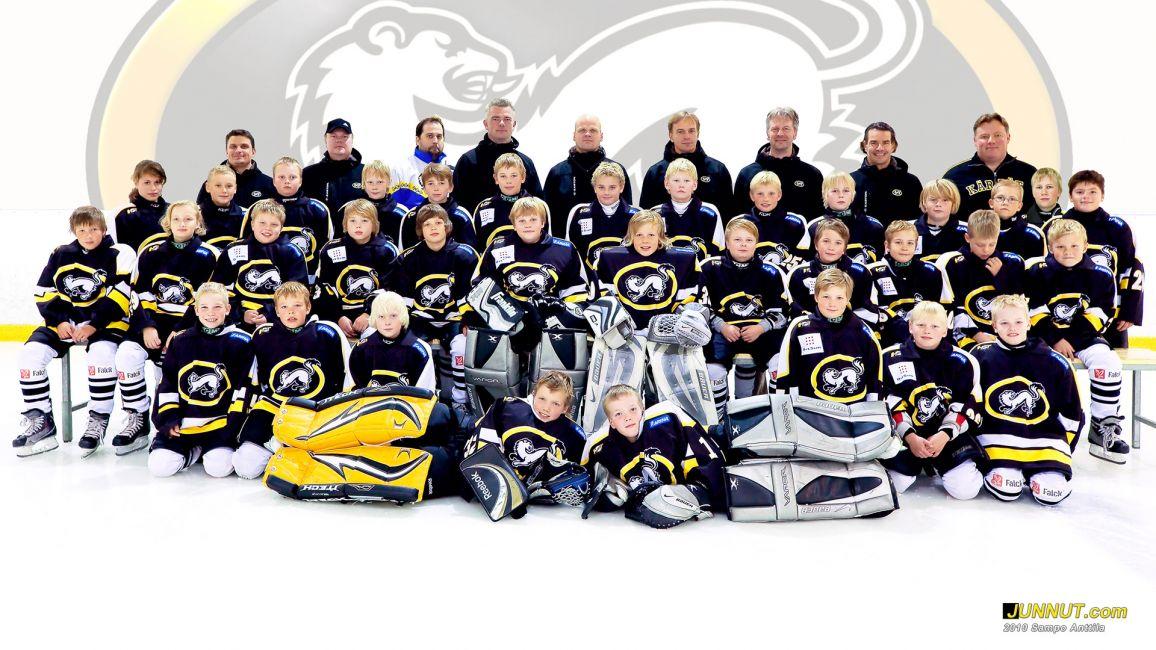 Oulun Kärpät E-2000, joukkuekuva