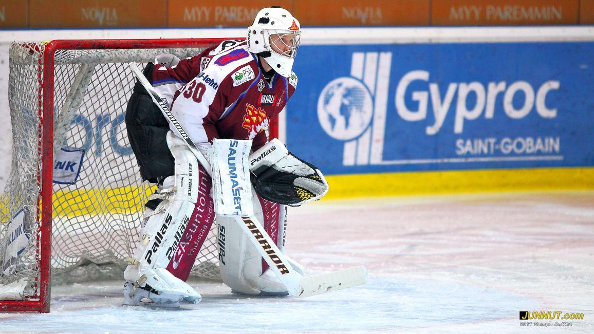 Antti Rautiola, Kiekko-Laser 12.2.2011