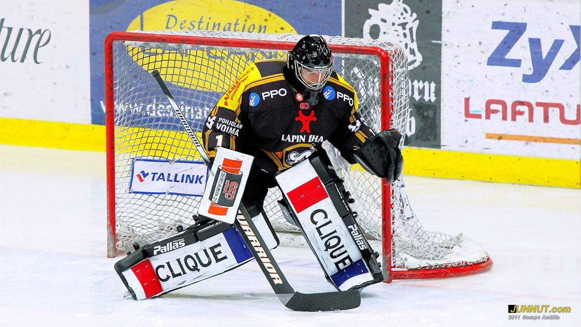 Ville Hostikka, Oulun Kärpät 15.2.2011