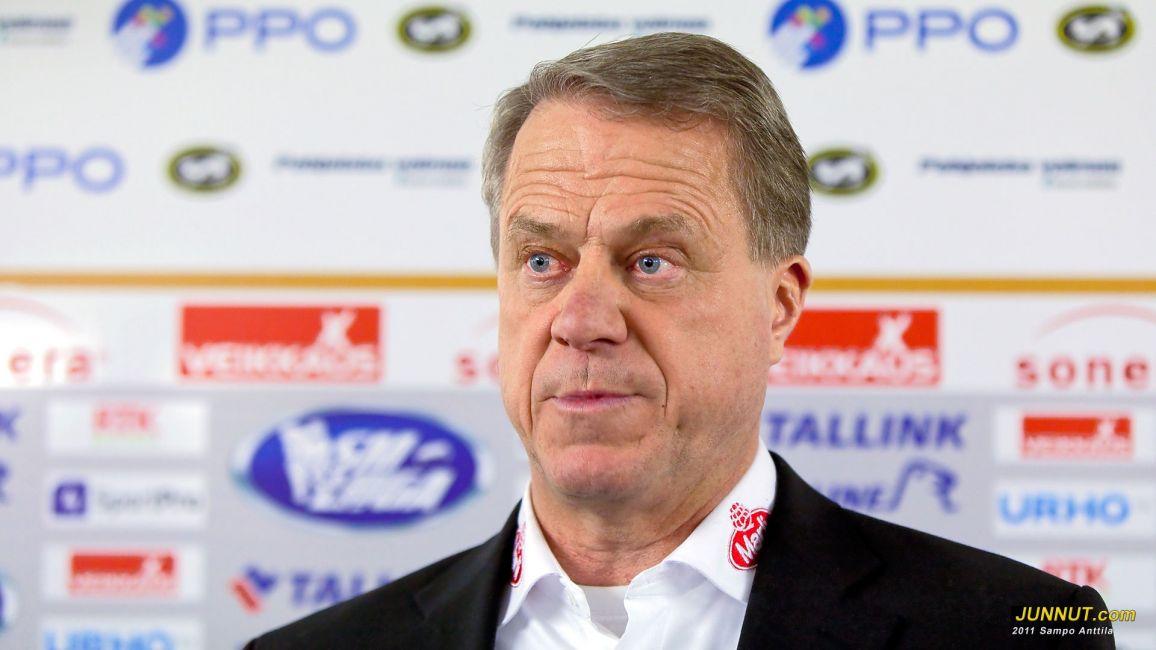 Päävalmentaja Jukka Koivu, TPS 22.2.2011