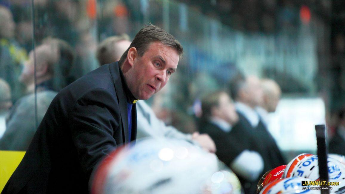 Päävalmentaja Sami Hirvonen, Tappara 26.2.2011