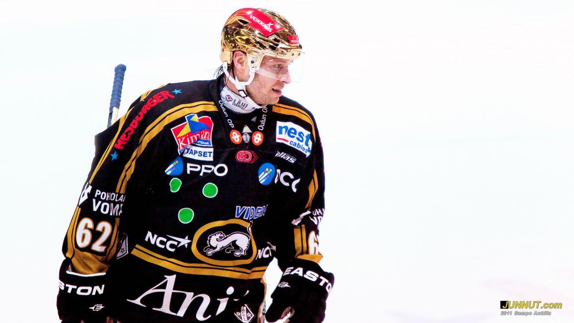 Petr Tenkrat, Oulun Kärpät