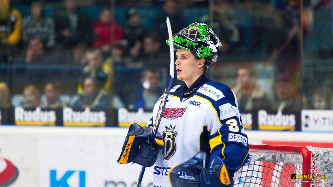 Maalivahti Mikko Tolvanen, Blues 5.3.2011