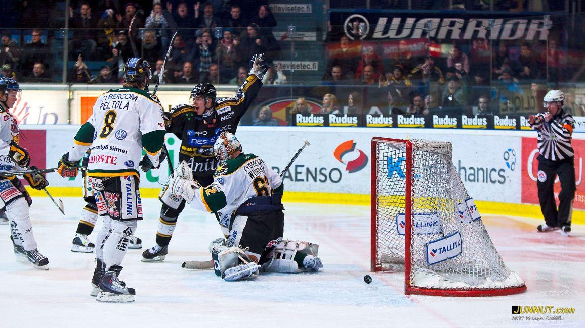 Kärpät - Ilves, 10.3.2011