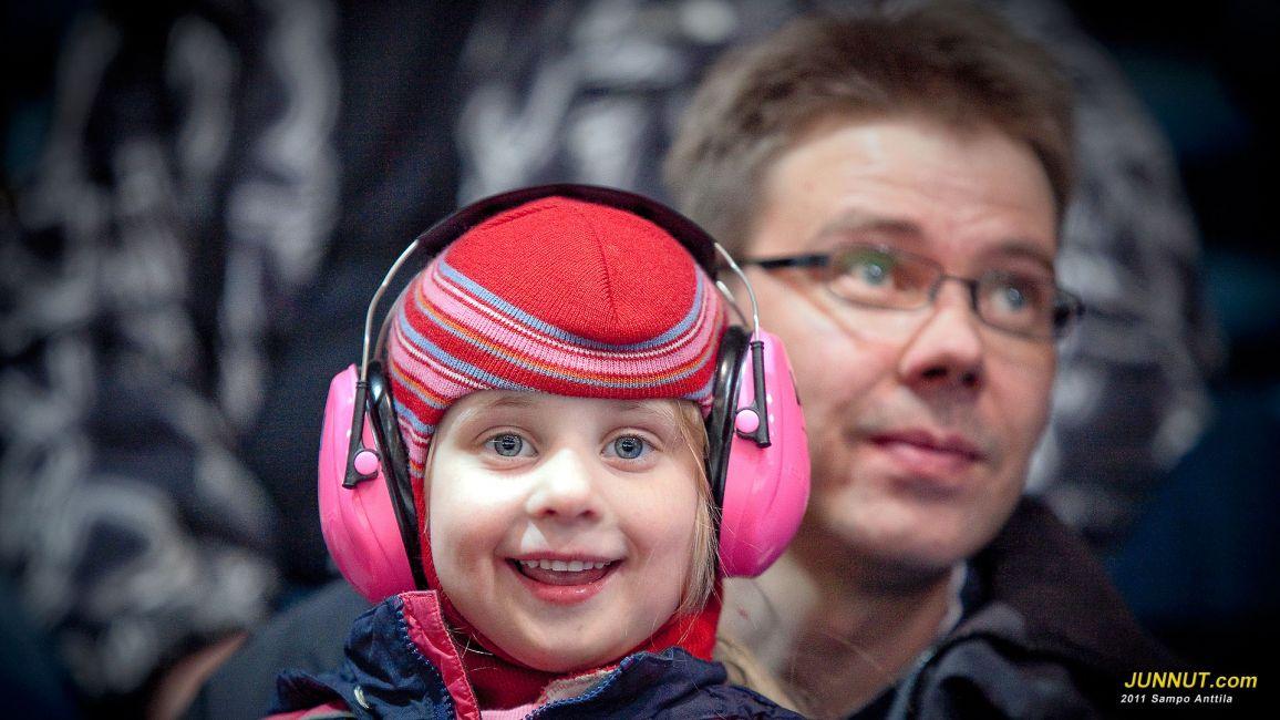 Kärpät - Ilves, SM-liigaa 10.3.2011