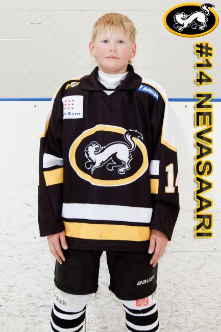 Arttu Nevasaari, Oulun Kärpät 46 ry E-2000