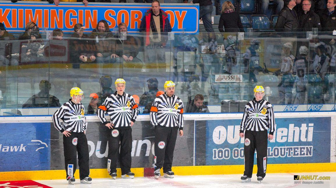 Kärpät - Blues 12.3.2011, SM-liiga