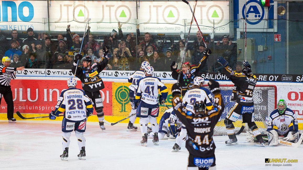 Kärpät - Blues 15.3.2011