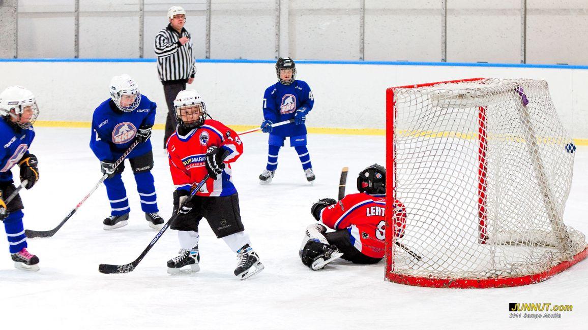 Leijona-G 2011Turnaus, Jäälihalli Kiiminki