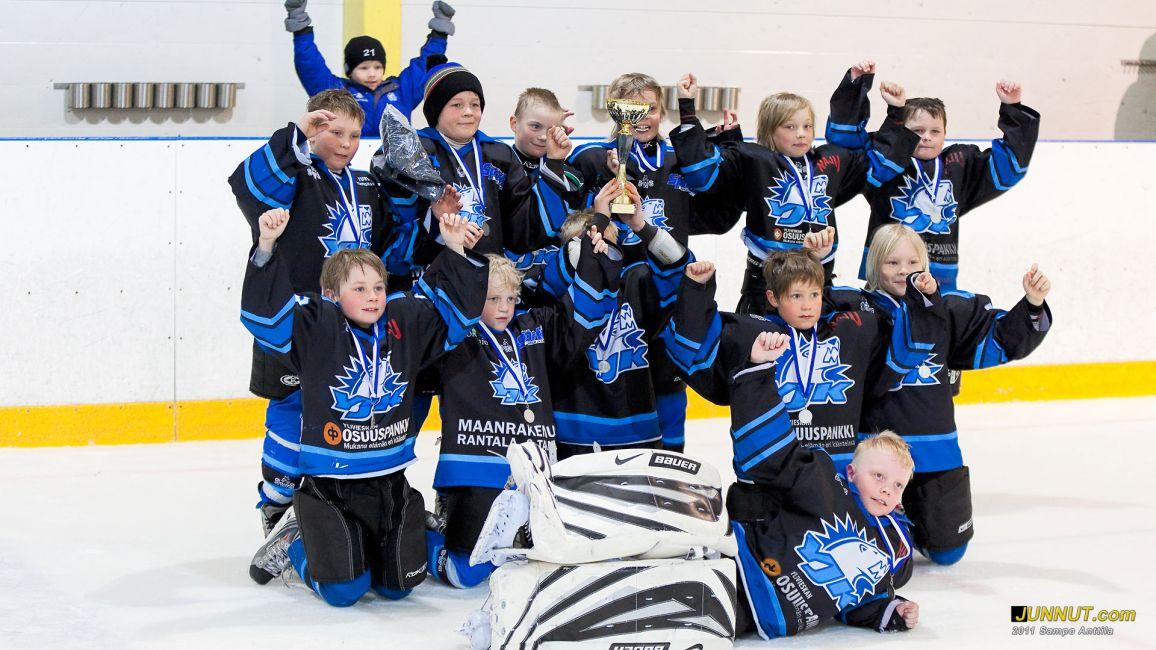 Ylivieskan Jääkarhut F1-01, 27.3.2011