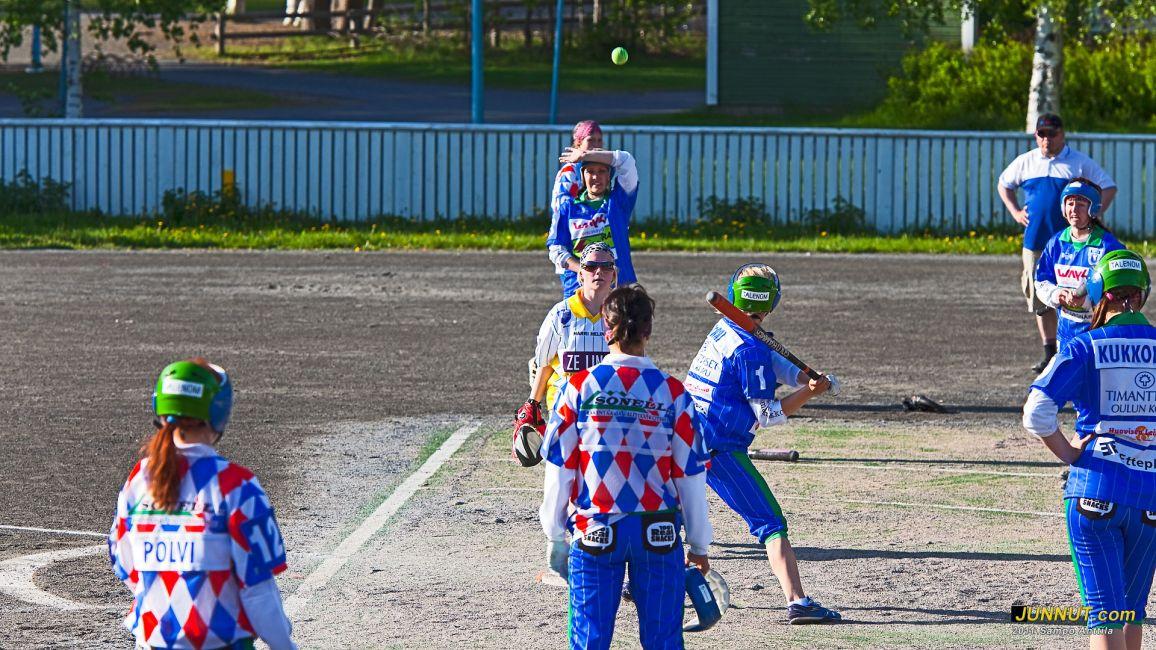 Oulunsalo - Kempele 6.6.2011