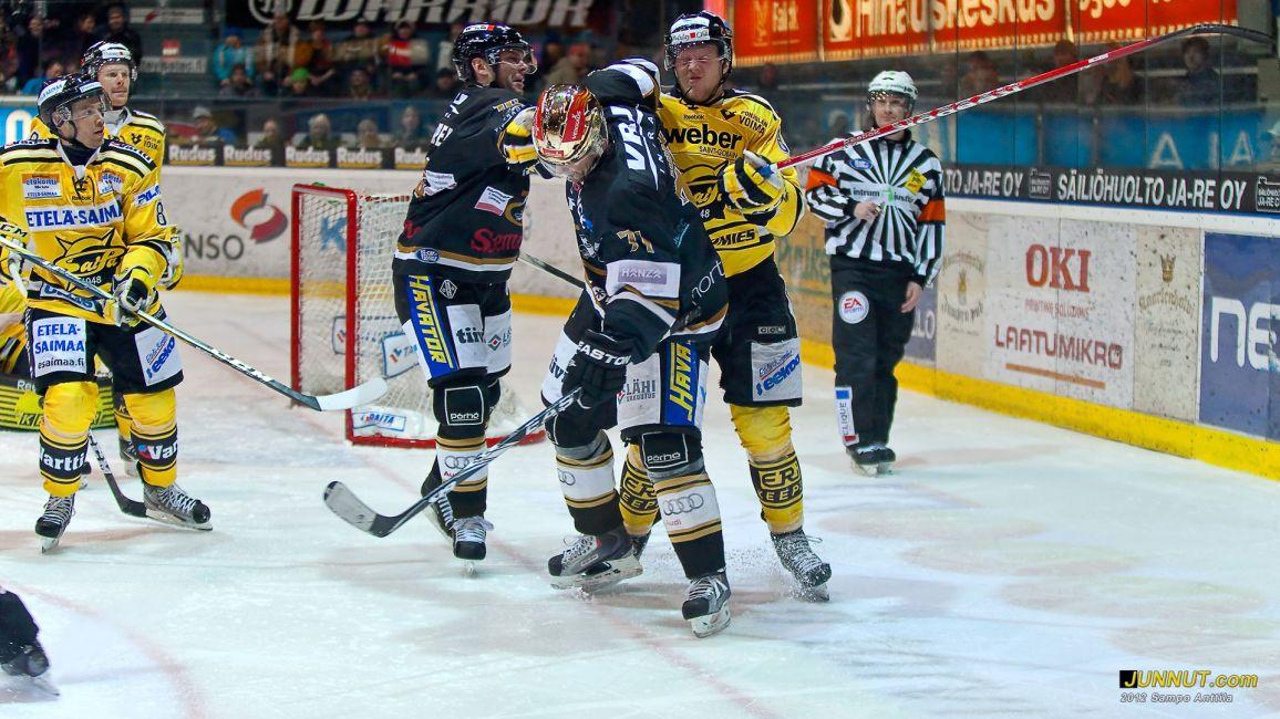 Kärpät - SaiPa SM-liiga, 4.2.2012 JUNNUT.com
