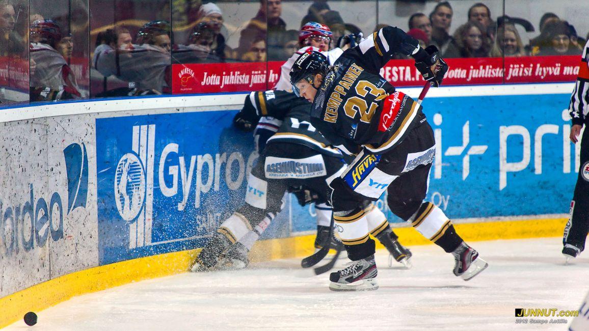 Kärpät - HIFK SM-liigaa 17.2.2011 JUNNUT.com
