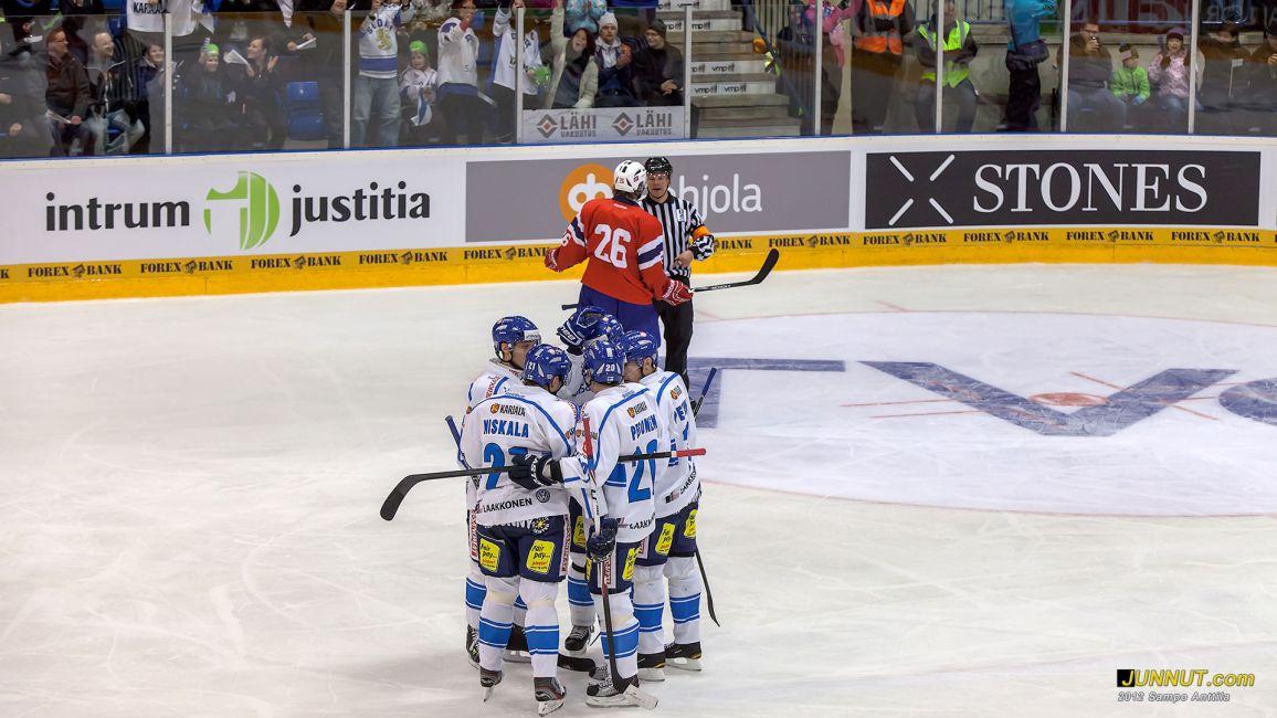 Suomi - Norja 12.4.2012 JUNNUT.com