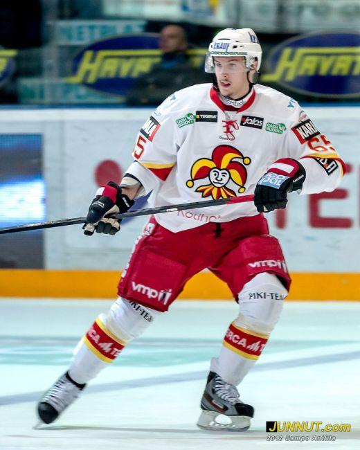 #65 Erik Karlsson, Jokerit, 2.10.2012