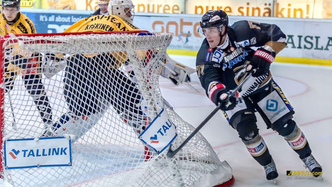 #77 Kyle Turris jätti Oulun Kärpät