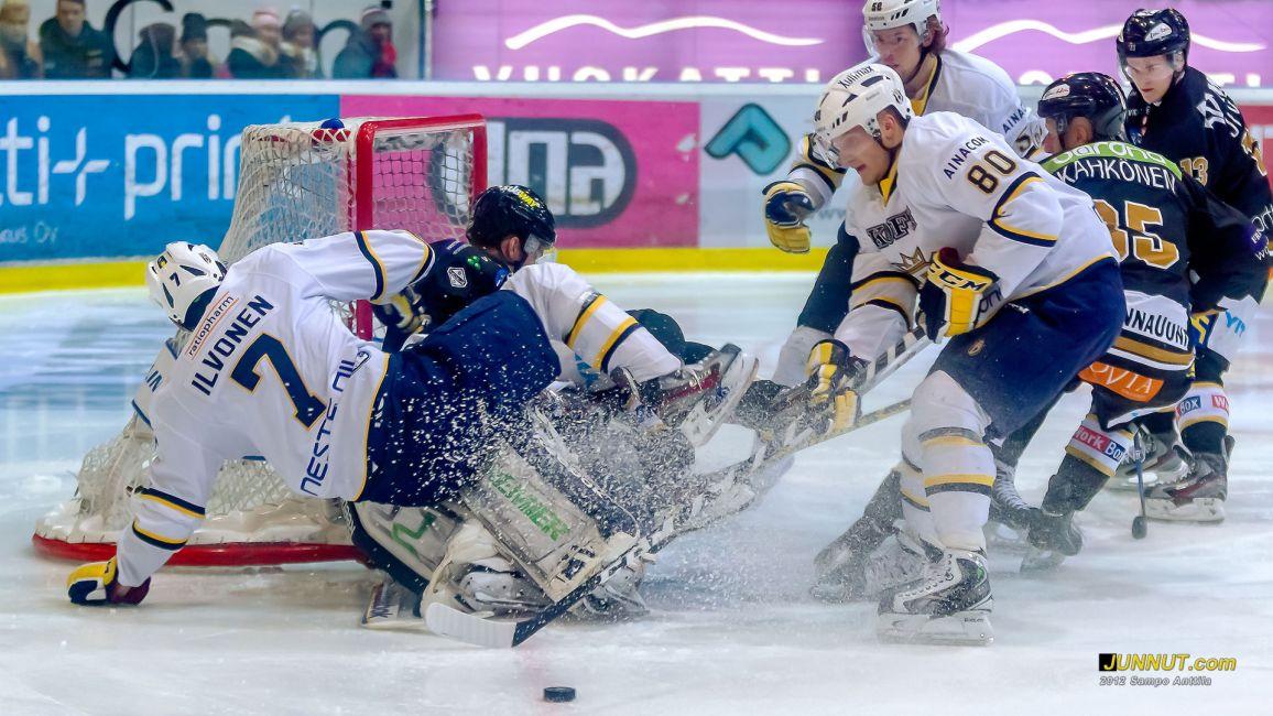 Kärpät - Blues SM-liiga 20.10.2012
