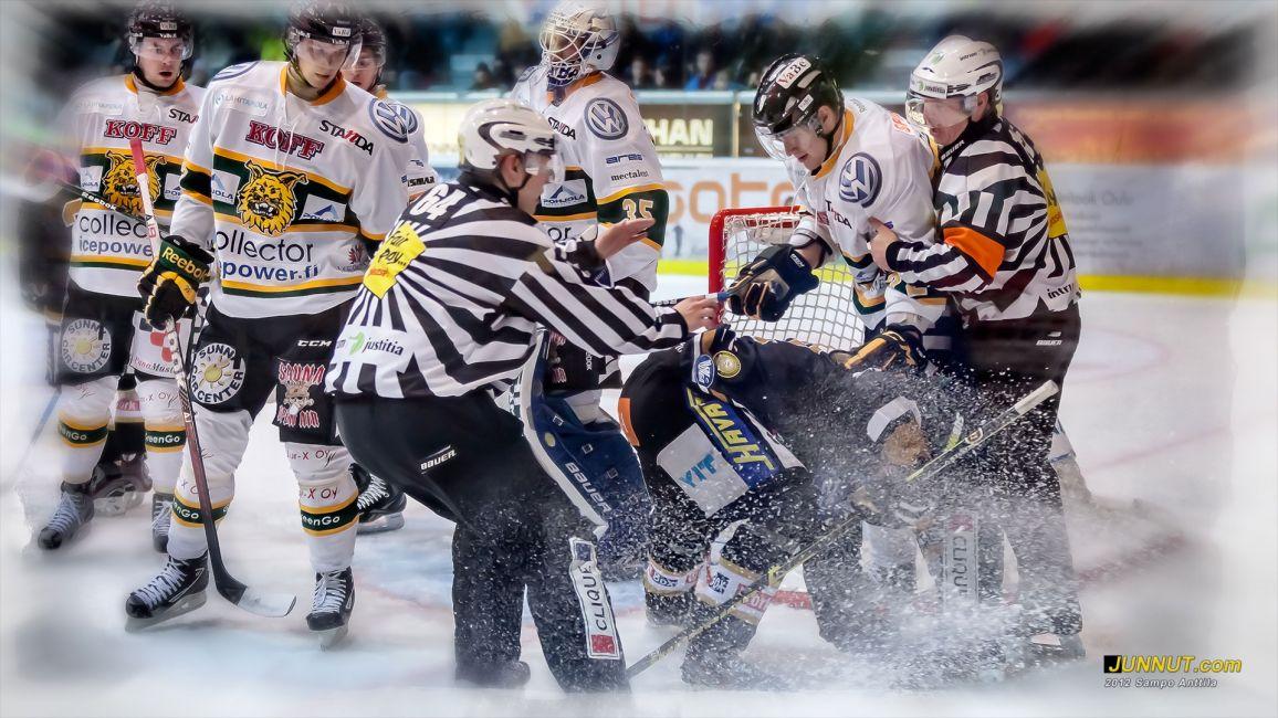 Kärpät - Ilves  SM-liigaa 13.11.2012 JUNNUT.com