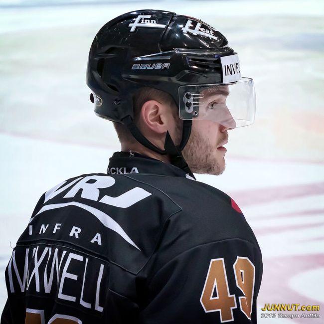 # 49 Ben Maxwell, Oulun Kärpät 12.10.2013