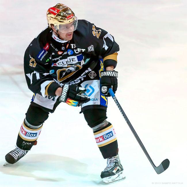 #27 Juha-Pekka Haataja, Oulun Kärpät 2.1.2003
