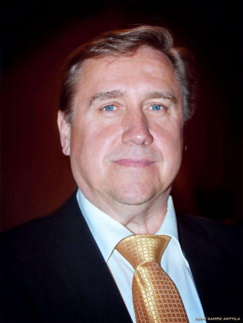 Toimitusjohtaja Juha Junno, Oulun Kärpät Oy. 2014