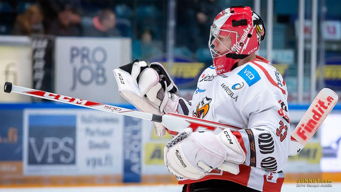 Hannu Toivonen, Vaasan Sport
