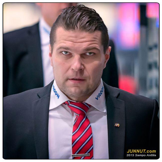 Päävalmentaja Tomek Valtonen, Vaasan Sport