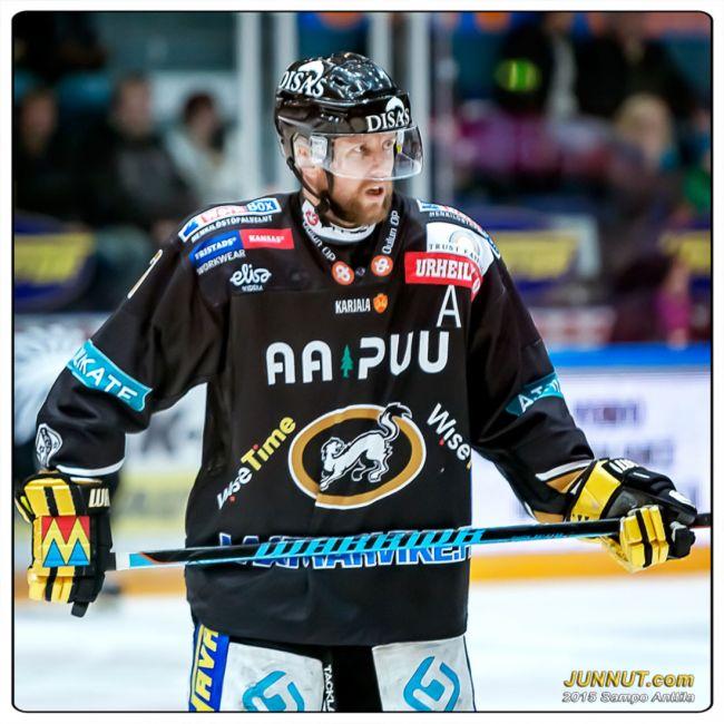 71 Ivan Huml, Oulun Kärpät