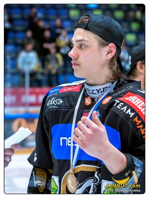 Sebastian Aho, Oulun Kärpät