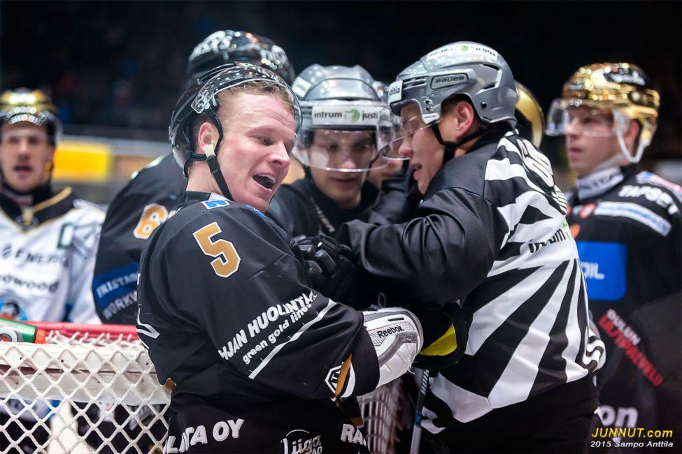 5 Lasse Kukkonen, Oulun Kärpät
