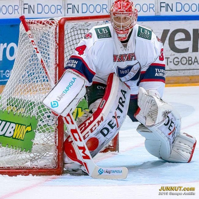 34 Ville Husso, HIFK