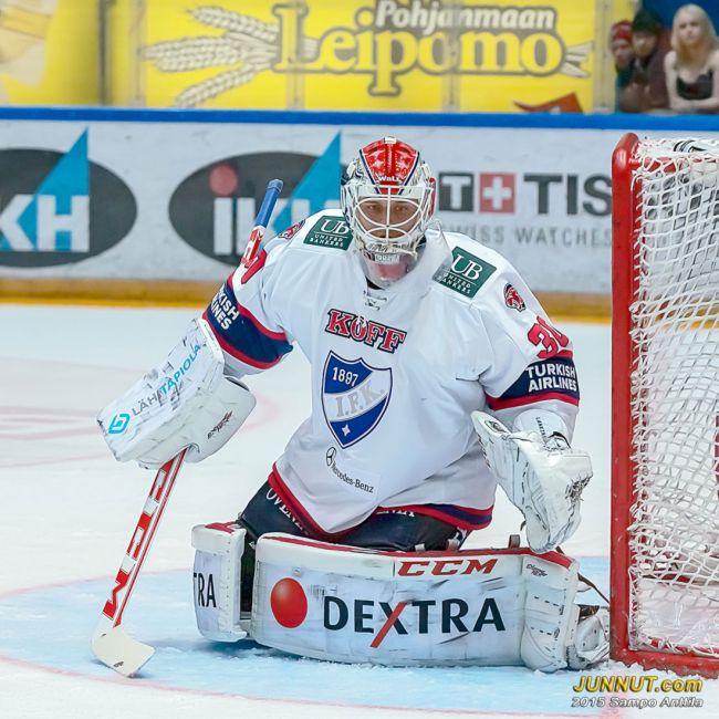30 Kevin Lankinen, HIFK