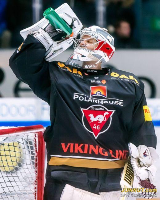 Sami Aittokallio, Oulun Kärpät
