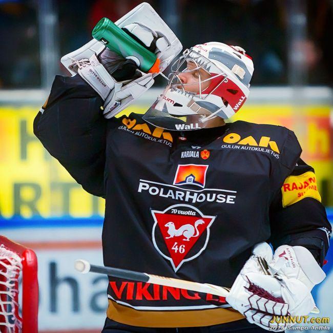 #74 Sami Aittokallio, Oulun Kärpät