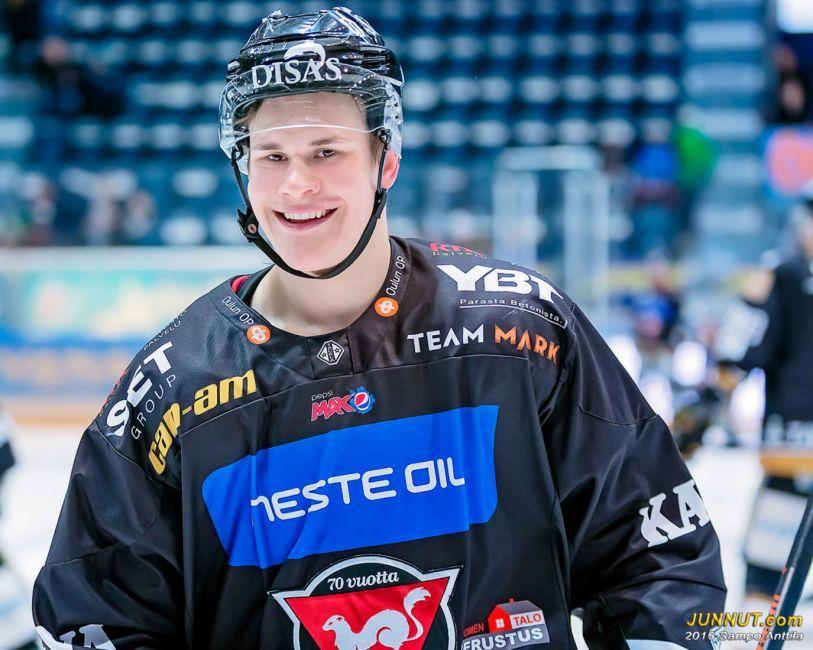 jääkiekon mm 2016 joukkue