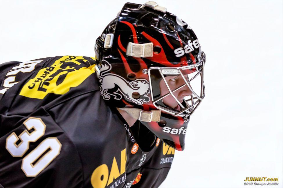 Sami Välharju, Oulun Kärpät
