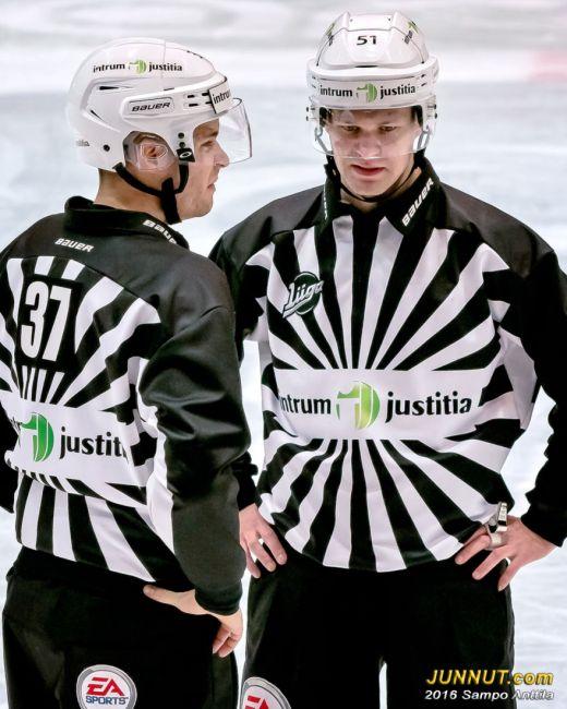51 Lasse Lappalainen ja 37 Jussi Thomann