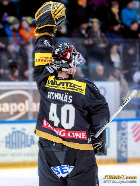 Jussi Rynnäs, Oulun Kärpät