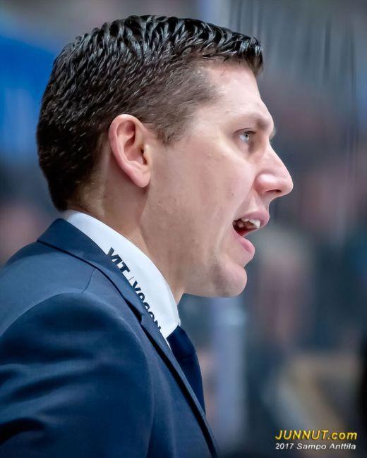 Petri Karjalainen, valmentaja Sport