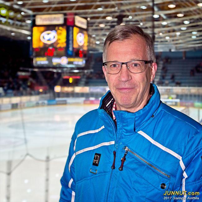 Matti Anttila, aluepäällikkö SJL Pohjoinen alue