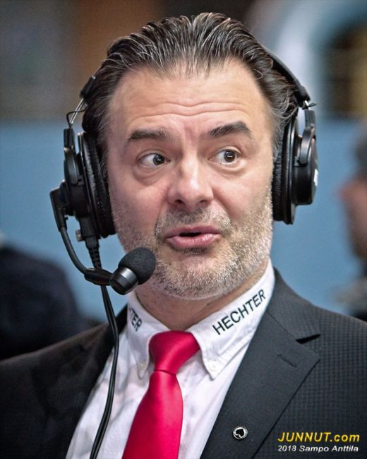 Mikael Kotkaniemi, päävalmentaja Ässät