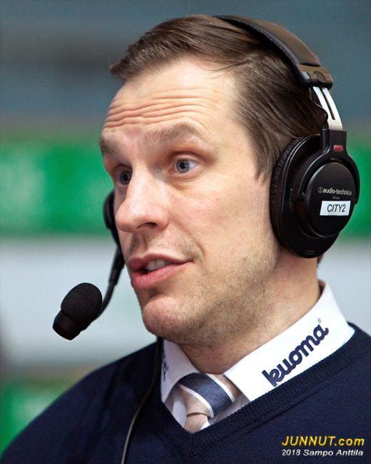 Ville Nieminen, valmentaja Jukurit