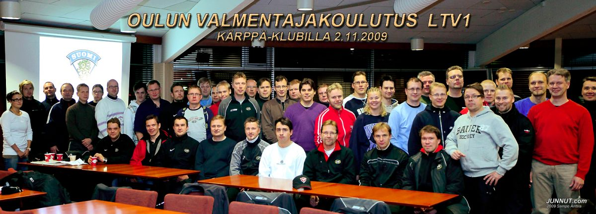 RYHMÄKUVA, LTV1